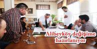 Alibeyköy Değişime Hazırlanıyor…