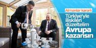 Almanya Türkiye ile ilişkileri düzeltmekten...