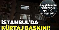 Arnavutköy'de kürtaj yapılan eve baskın