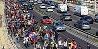 Avusturya ve Almanya mültecileri kabul...