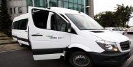Bakan Işık elektrikli yerli minibüsü test etti