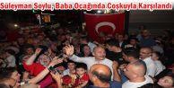 Bakan Soylu'dan Gaziosmanpaşa'da esnaf ziyareti