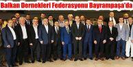Balkan Dernekleri Federasyonu Bayrampaşa'da