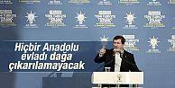Başbakan Davutoğlu Ankara'da Gençlik Kolları Kongresi'nde