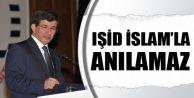 Başbakan Davutoğlu: İslam medeniyeti IŞİD ile anılamaz