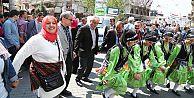 Başkan Aydın Horon Oynadı, Nacak Bileyledi