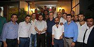 Başkan Aydın'dan Bayram Ziyaretleri