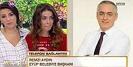 Başkan Aydın'dan Bulimia Hastalığına Yakalanan Özlem'e Ev Yardımı