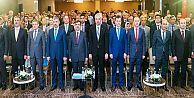 Başkan Usta, Bakan Güllüce ile birlikte 'kentsel dönüşüm aileleri'yle buluştu