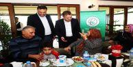 Başkan Usta, Gaziosmanpaşalı Çınarlarla Bir Araya Geldi