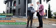 Başkan Usta, Kazım Karabekir Semt Konağı'nda İncelemelerde Bulundu