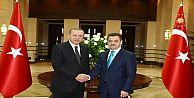 Başkan Usta,Cumhurbaşkanı Erdoğan'a Projelerini Anlattı!