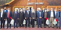 Başkan Usta,Muhtarlar Günü'nü Kutladı