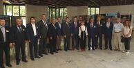 Başkan Usta'ya Kentsel Dönüşümde Proje Özel Ödülü