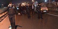Bayrampaşa'da patlama: 1 yaralı...