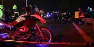 Bayrampaşa'da Polis telsizinden şüpheli eşkali verildi