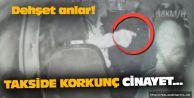 Bayrampaşa'da taksiciye yönelik saldırı