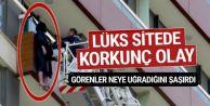 Bayrampaşa'daki Lüks Sitede Korkunç Olay