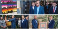 Bilal Erdoğan Gaziosmanpaşa'da Sanat Akademisinin Çalışmalarını İnceledi