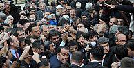 Bursa'da Ahmedinejad izdihamı!