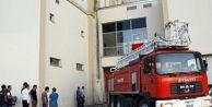 Çapa TIP Fakültesi'nde yangın
