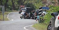 CHP Genel Başkanı Kemal Kılıçdaroğlu'nun konvoyu yakınında çatışma
