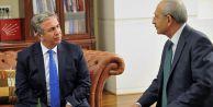 CHP Genel Başkanı Kılıçdaroğlu ile Mansur Yavaş görüştü