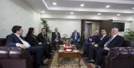 CHP'den BBP ve DSP'ye 'seçim güvenliği' ziyareti