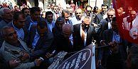 CHP'li Belediyenin İşten Attığı İşçiler Yolunu Kesti! Kılıçdaroğlu'na Protesto Şoku