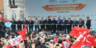 Cumhurbaşkanı Erdoğan Gaziosmanpaşa'da, 530 milyon TL'lik 27 Eserin Açılışını Yaptı