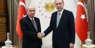 Cumhurbaşkanı Erdoğan ile Bahçeli yarın görüşecek