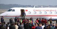 Cumhurbaşkanı Erdoğan: Projelere ön açan bir iktidar var