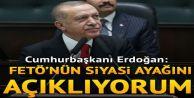 Cumhurbaşkanı Erdoğan'dan flaş sözler:FETÖ'nün en önemli siyasi ayağı Kılıçdaroğlu ve ekibidir