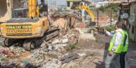 Gaziosmanpaşa'da beş farklı bölgede binalar yenilenecek