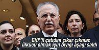 Ekmeleddin İhsanoğlu G.Osmanpaşa'da esnafları ziyaret etti