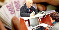 Emekli maaşı bekleyene büyük sürpriz