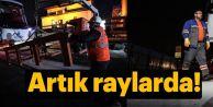 Eminönü-Alibeyköy tramvay hattında test sürüşü başlıyor