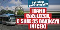 Eminönü-Eyüp tramvayı ile trafik çözülecek, süre 35 dakikaya inecek!