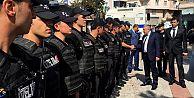 Emniyet Müdürü Çalışkan'dan Gaziosmanpaşa'daki Polislere Ziyaret