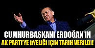 Erdoğan AK Parti'ye ne zaman üye olacak? Bozdağ açıkladı!