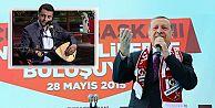 Erdoğan Demirtaş'ı eleştirdi: 50 kişinin ölümüne neden olan bu popstar değil miydi?