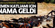 Erdoğan eleştirince, HDP Türkmenlere saldırıyı kınadı