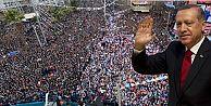 Erdoğan 'en büyük' teşekküre gidiyor