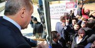Erdoğan'dan ülkücü gençlere birlik...