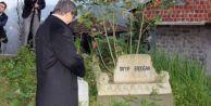Erdoğan'ın dedesinin mezarına ziyaret
