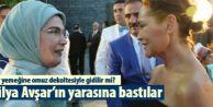 Erdoğan'ın iftar yemeğinde dekolte giydiği için eleştirilen Hülya Avşar'dan açıklama