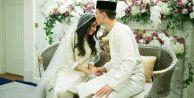 Eski futbolcu ve manken Prenses için Müslüman oldu, evlendi