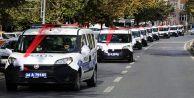 Eyüpsultan Belediyesinden İlçe Emniyet Müdürlüğü'ne araç desteği