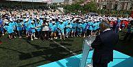 Eyüp'te yaz spor okulları başladı