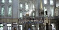 Eyüp'teki Akşemsettin Camisi tekrar ibadete açıldı